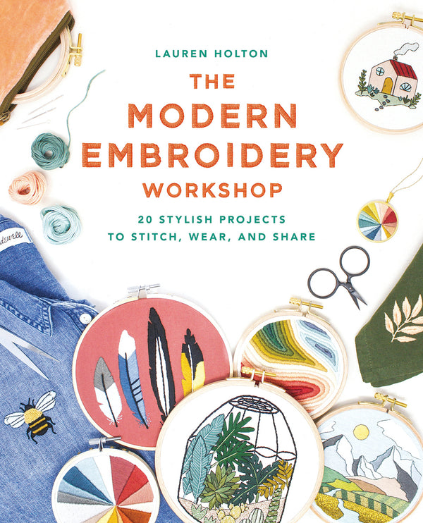 The Modern Embroidery Workshop