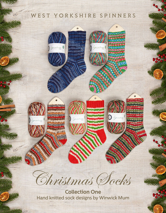 Christmas Socks - Collection One