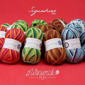 Winwick Mum Seasons Signature 4ply