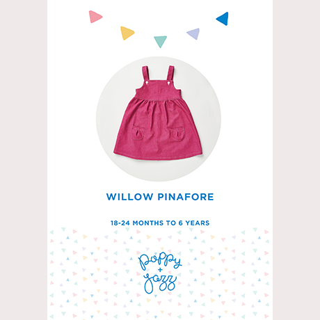 Willow Pinafore