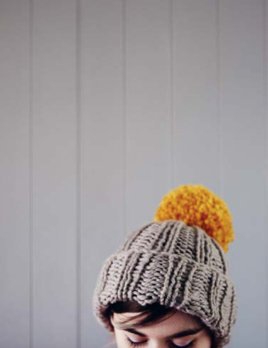 You Will Be Able to Knit by the End of This Book - HAT BUNDLE