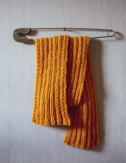PRE-ORDER You Will Be Able to Knit by the End of This Book - SCARF BUNDLE