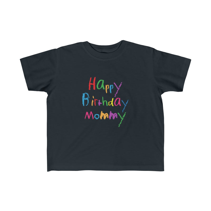 Birthday T Shirts For Kids Happy Mommy Toddler Clothes By Little