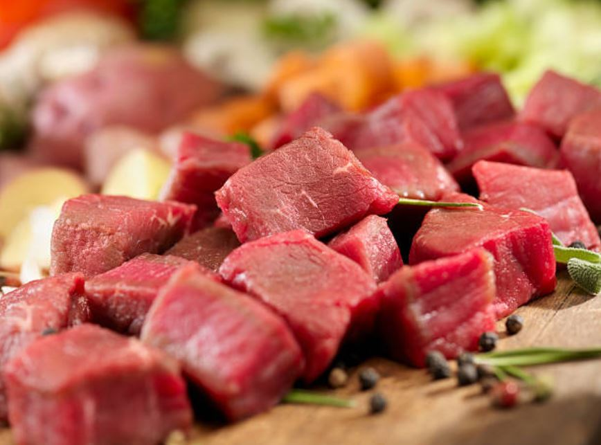 Diced Braising Steak 500g