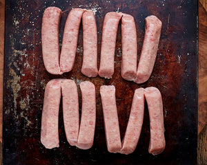 Pork and Leek Sausages (1kg)