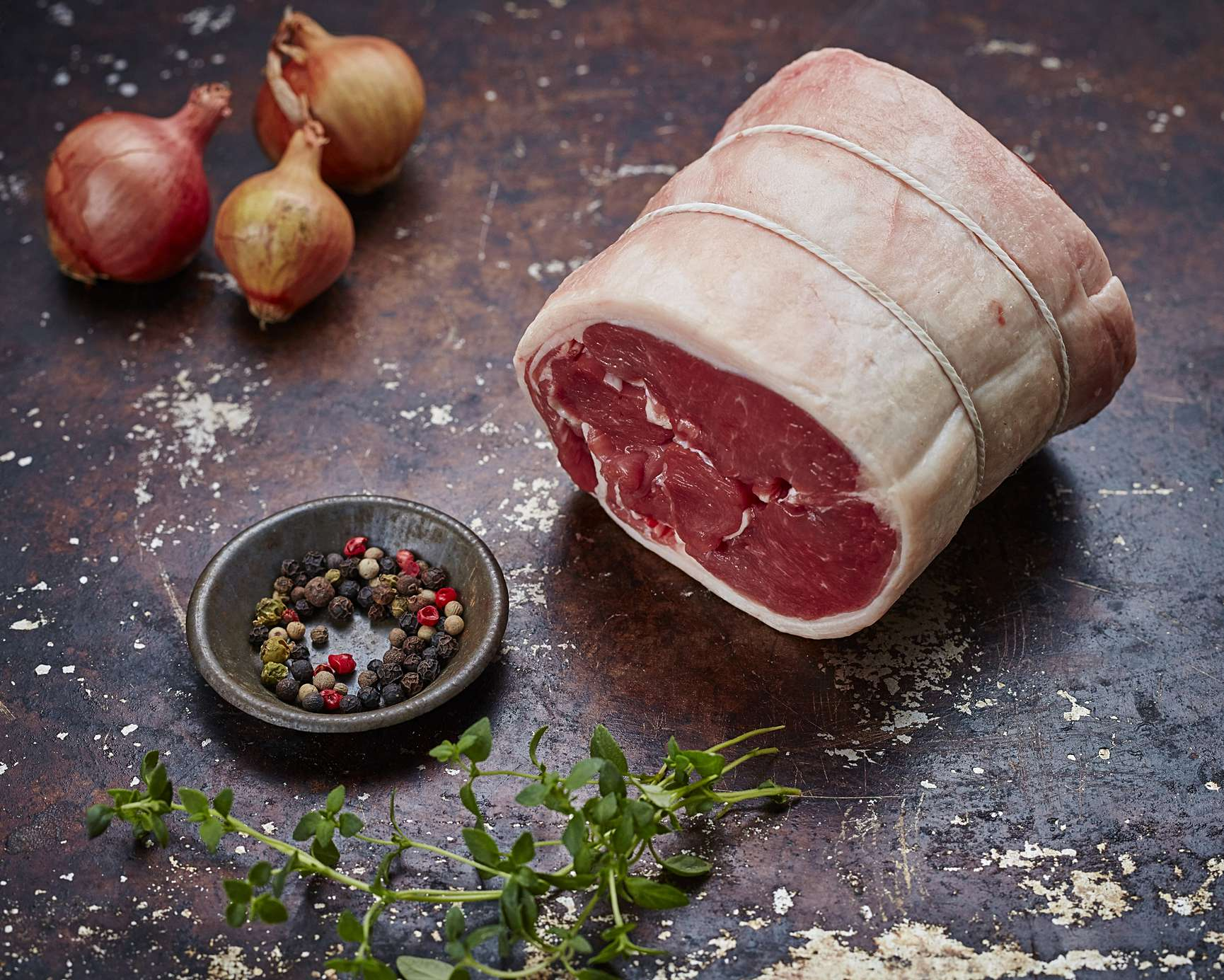 Lamb Loin Joint, Boned & Rolled - Weight approx.