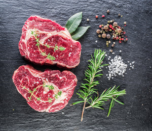 Beef Ribeye Steak (230g)