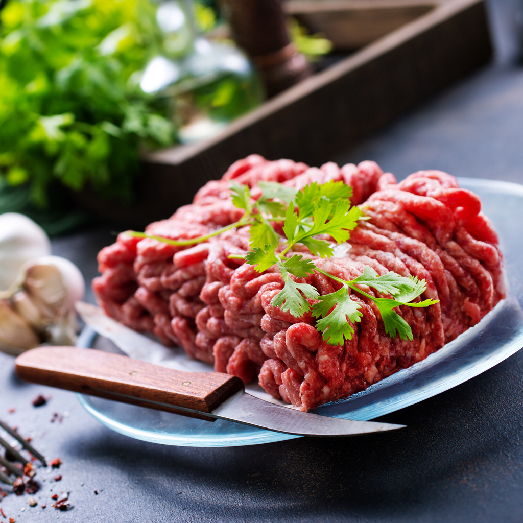 Beef Mince 15% Fat
