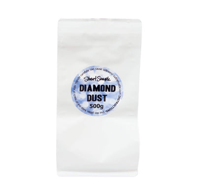THE BIG GLITTER - 500g diamond dust, world's most glittery glitter - Culture Hustle USA