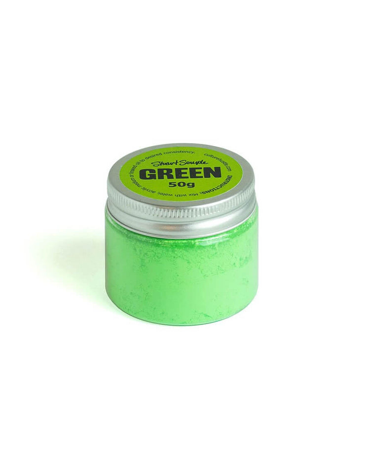 *THE WORLD'S GREENEST GREEN- 50g powdered paint by Stuart Semple - Culture Hustle USA