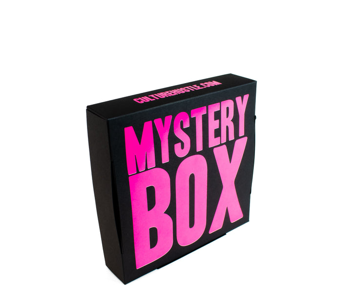 The world's most Mysterious Mystery Box - Culture Hustle USA