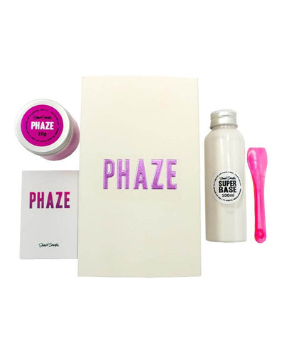 PHAZE - colour changing paint -  Purple Haze to Pinkest Pink - Culture Hustle USA