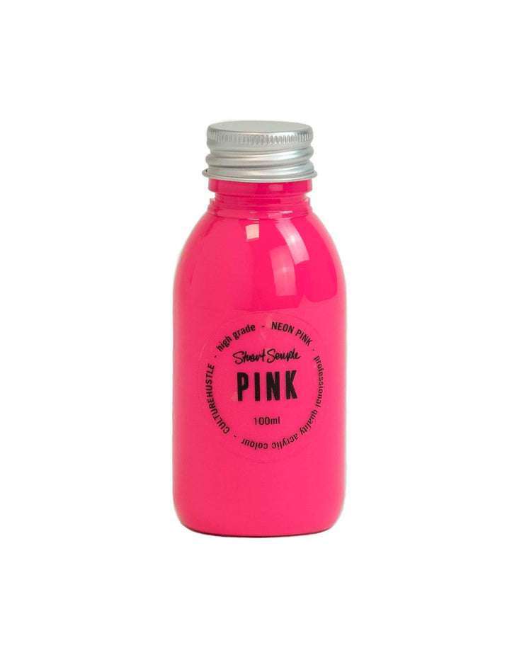 PINKEST PINK POTION - high grade professional acrylic paint, by Stuart Semple 100ml - Culture Hustle USA