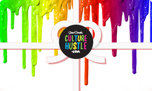 The colouriest GIFT CARD in the world! - Culture Hustle USA
