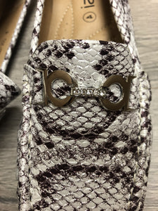 Summer - Snake Print Loafer