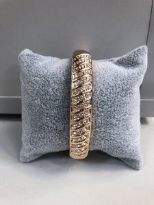 Wendy - Chunky Bling Bangle