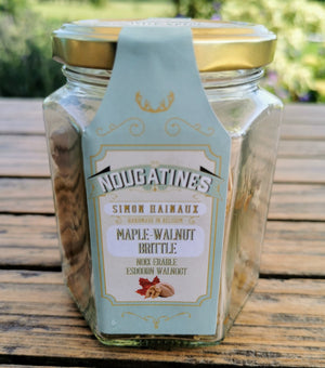 MAPLE-WALNUT BRITTLE