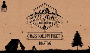 TOASTING MARSHMALLOWS FUNKIT (DISPONIBLE le 15 octobre, précommande uniquement)