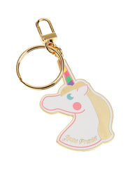Keychain Unicorn shiny Gold
