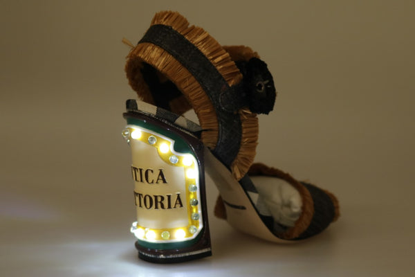 LED Lights Antica Trattoria Sandals