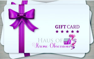 🎁 Gift Cards Now Available 🎁
