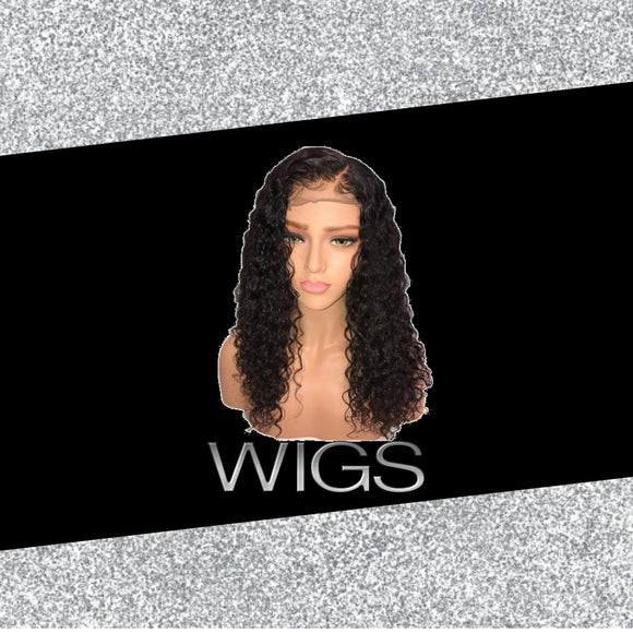 Laced Wig Collection