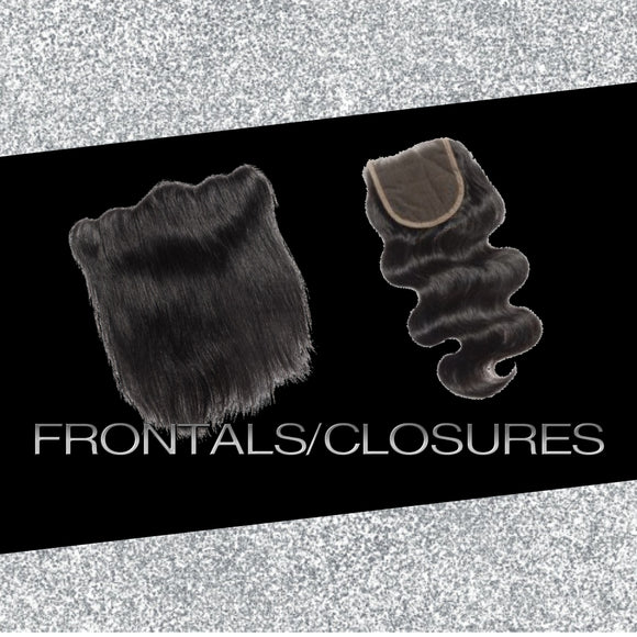 So What Closures & Frontals