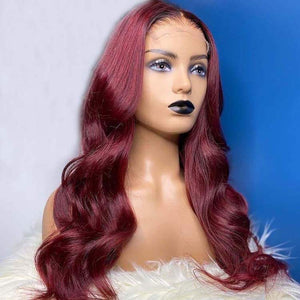 Nikki 99J Body Wave Wig