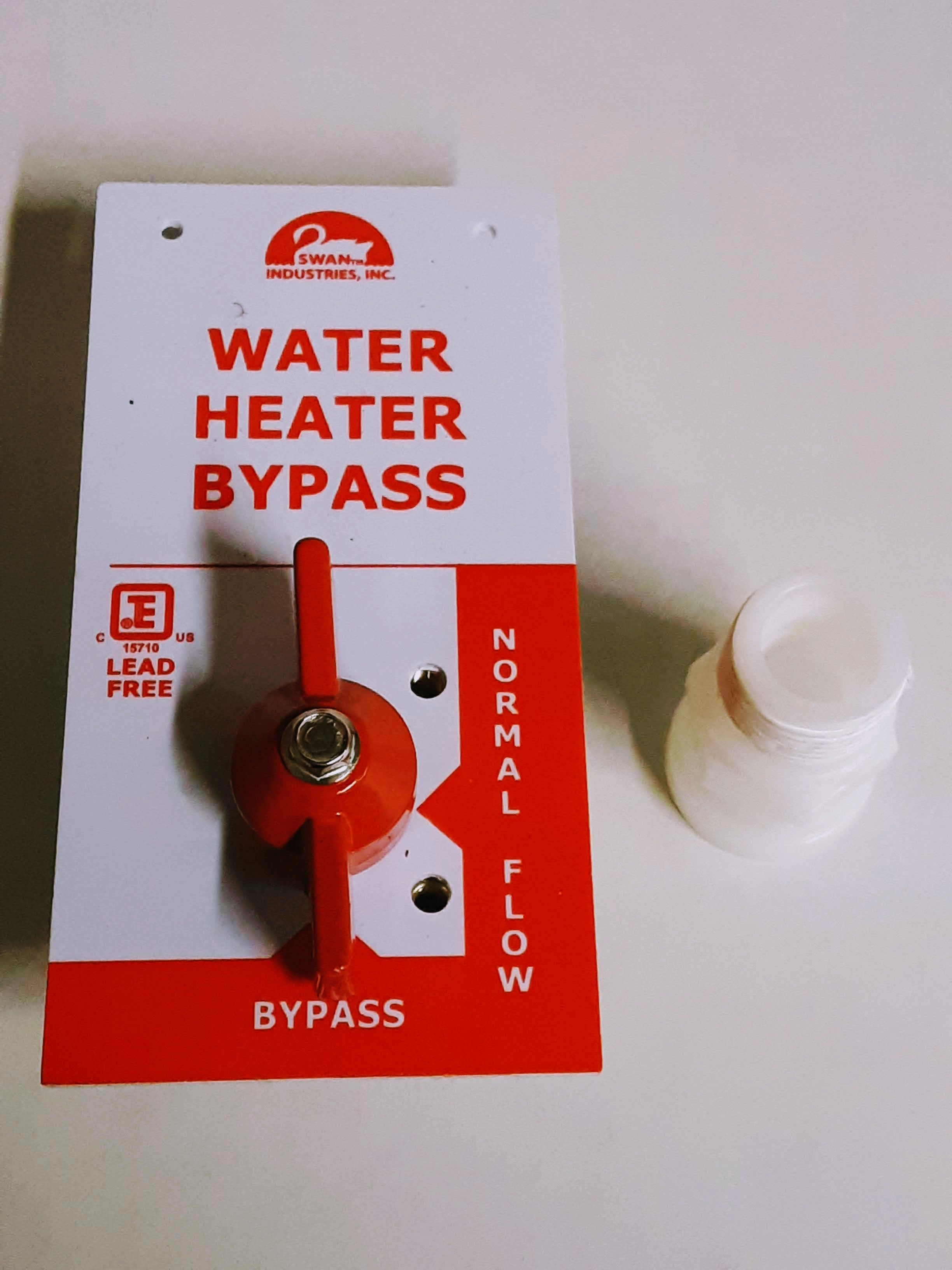 Rv Water Heater Bypass Kits Manual Guide
