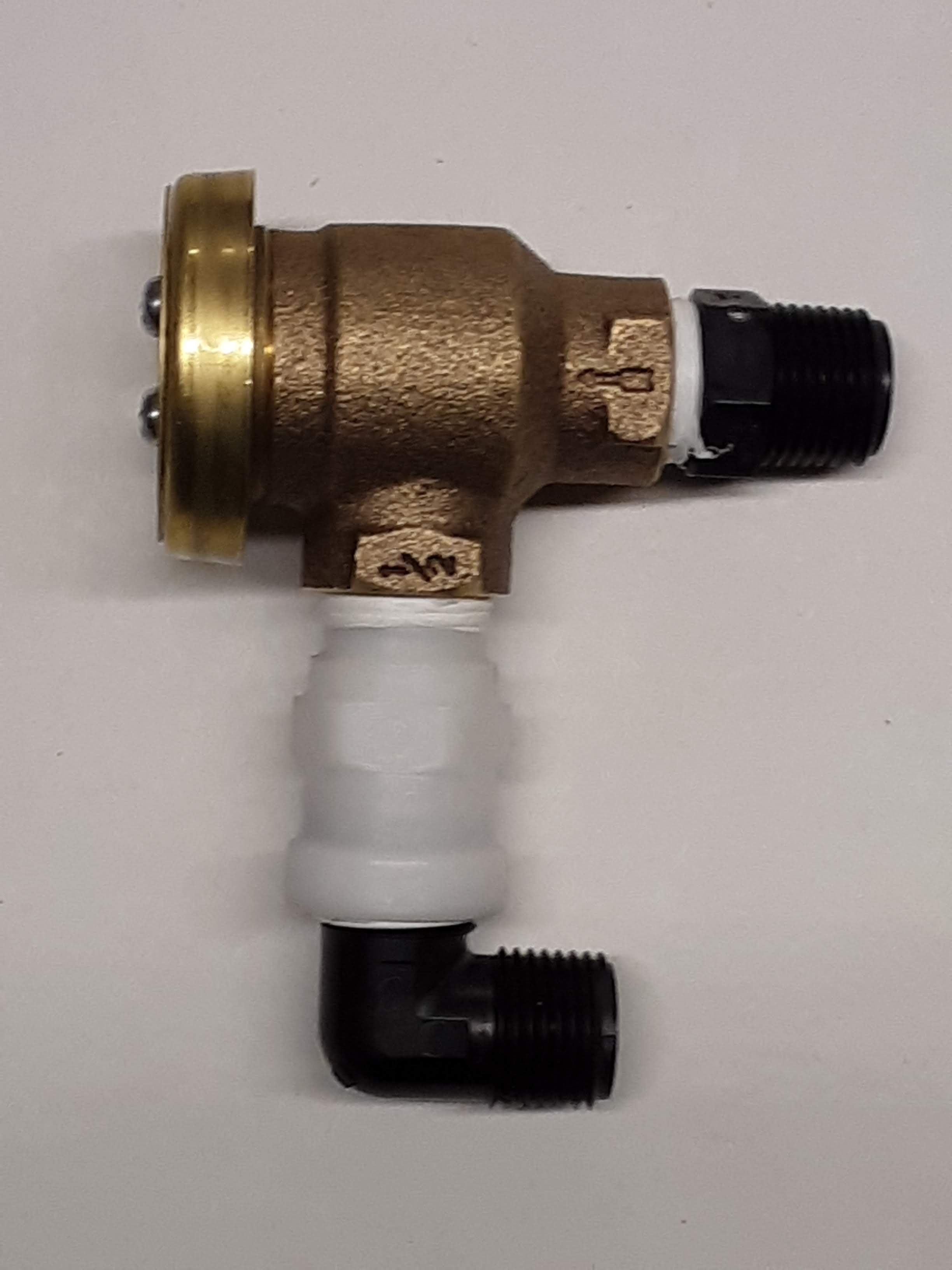 UV101 - Replacement Brass Vacuum Breaker