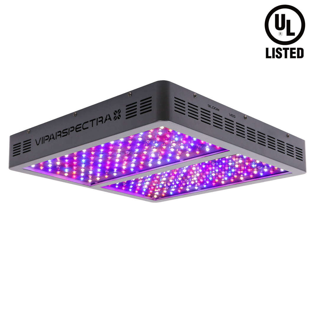 *BRAND NEW* VIPARSPECTRA V1200 1200W FULL-SPECTRUM LED GROW LIGHT