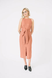 Axis Dress and Skirt