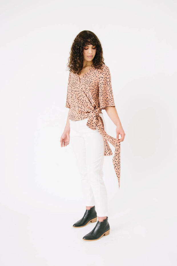 Sequence Blouse & Dress