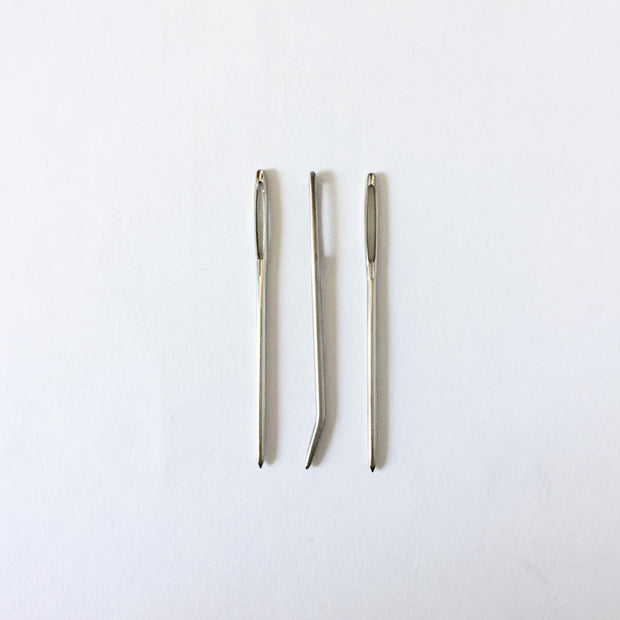 3 Big Knitter's Darning Needles