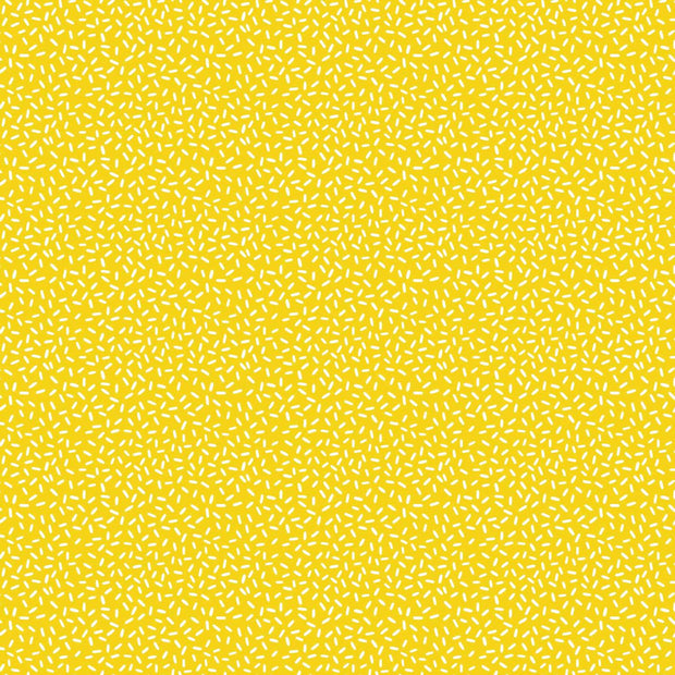 American Road Trip Sprinkles Yellow
