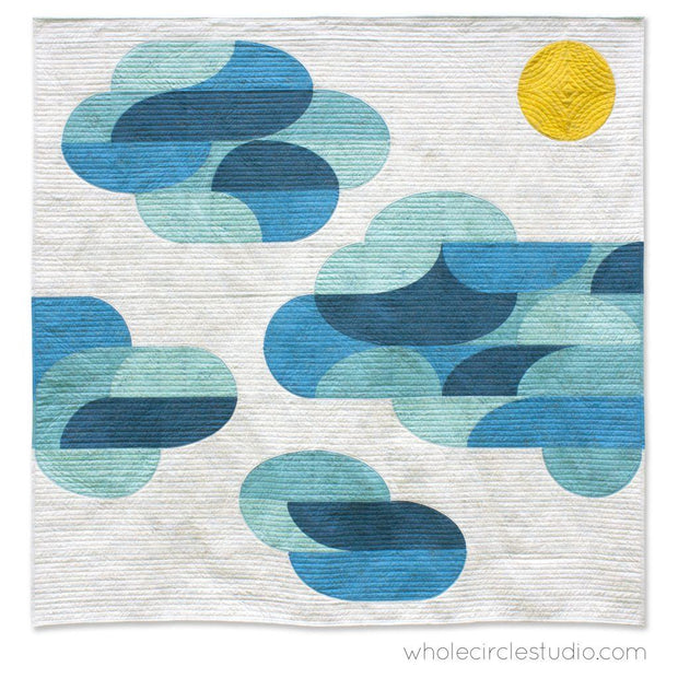 Big Island Sky Quilt Kit Speckled Day