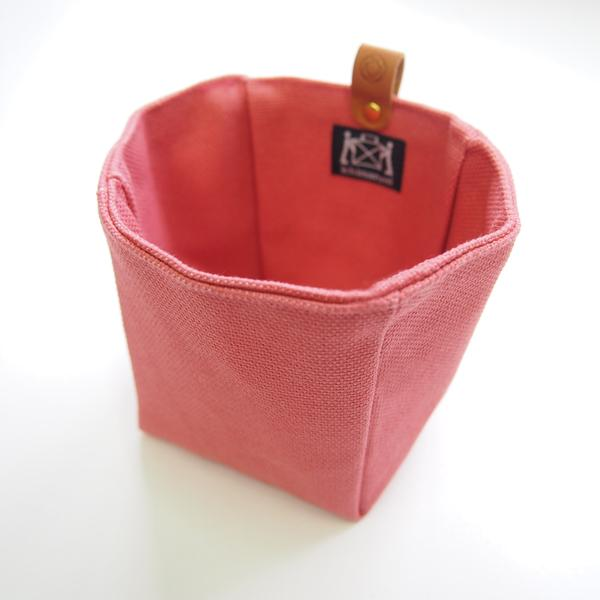 Canvas Knickknack Bag Pink