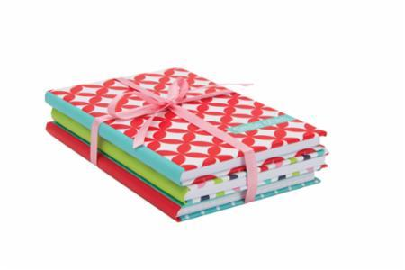 Mini Journals Smitten Set of 3