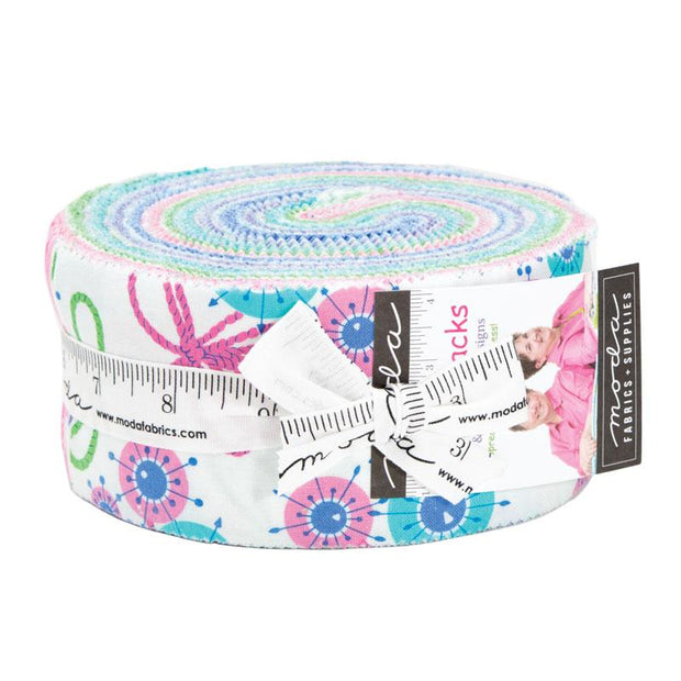 Flower Sacks Jelly Roll
