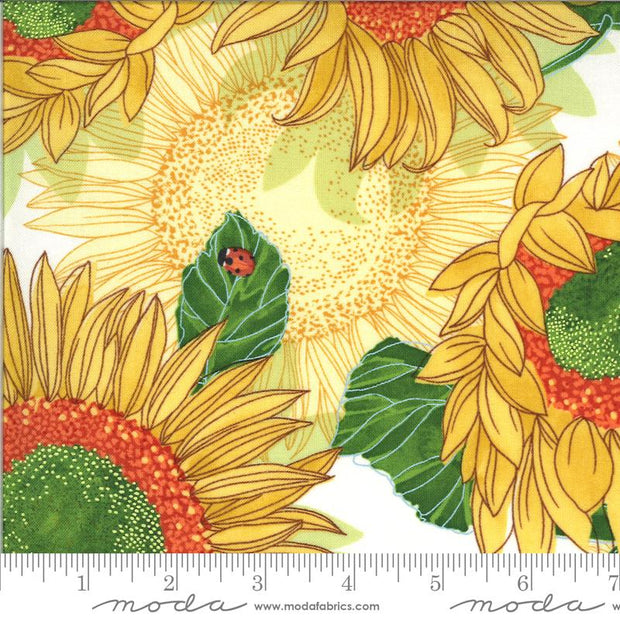 Solana Sunflowers Cream