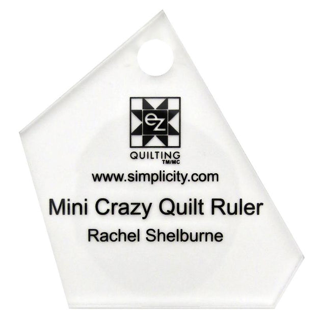 Jelly Roll Ruler Mini Crazy Ql