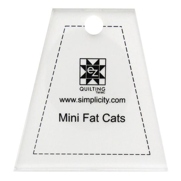 Jelly Roll Ruler Mini Fat Cats