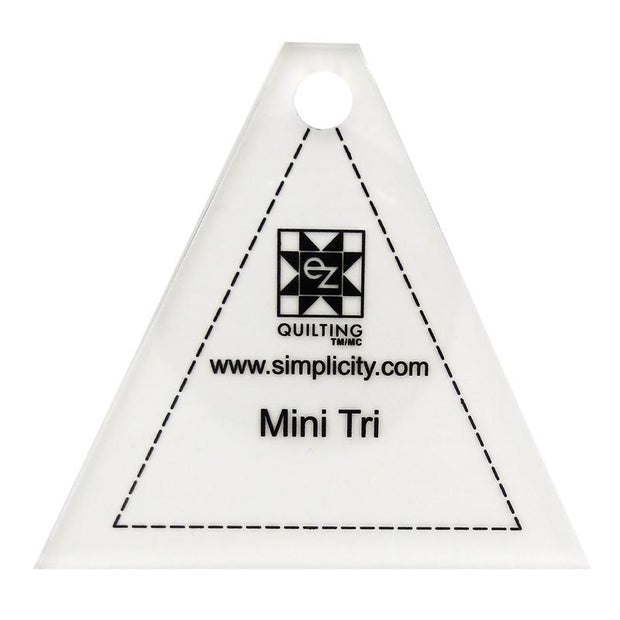 Jelly Roll Ruler Mini Triangle