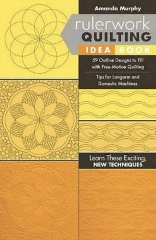 Rulerwork Quilting Idea Book