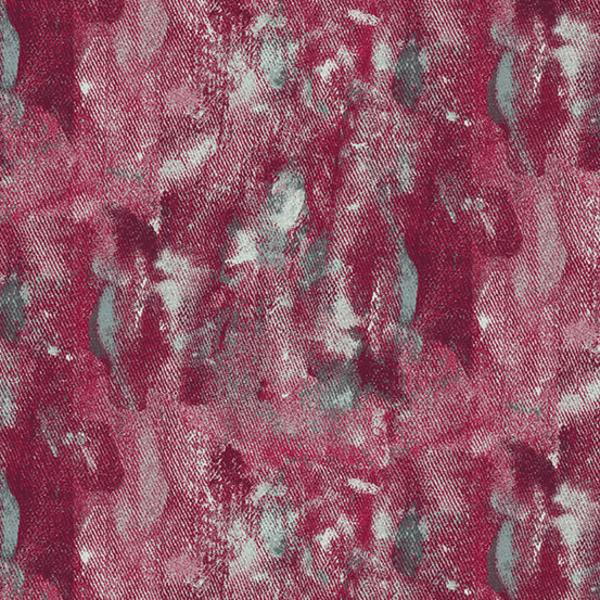 Prism Drop Cloth Ruby