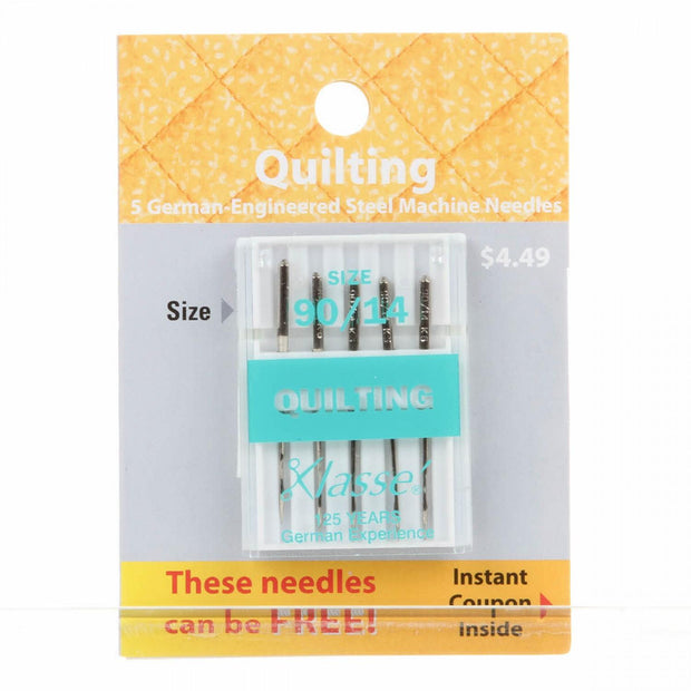 Quilting Needles Size 90