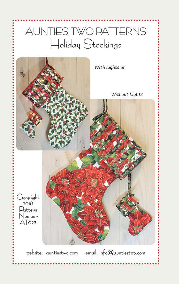 Holiday Stockings Pattern