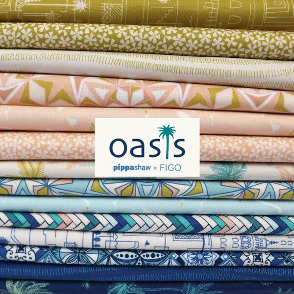 Oasis Fat Quarter Bundle