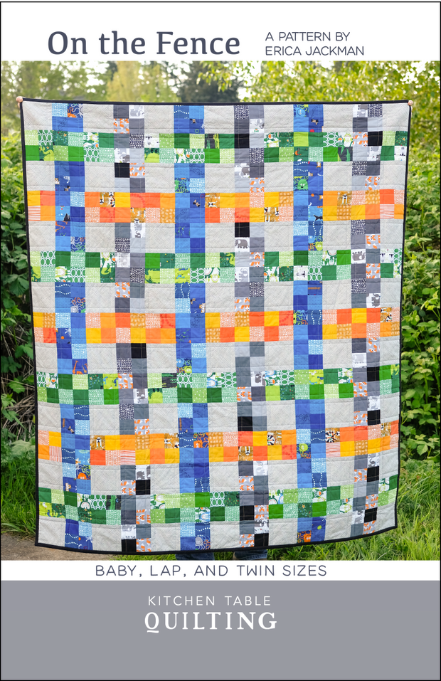 The On the Fence Quilt