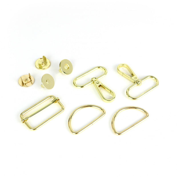 Hudson Hardware Kit Gold